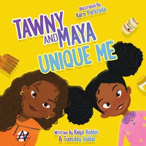 Tawny and Maya